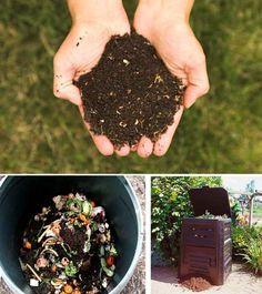 Elaboración de compost casero