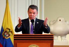 Presidente Santos: Premio Nobel de Paz 2016