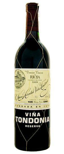 Viña Tondonia Reserva - R.Lopez de Heredia - Haro, La Rioja - Spain