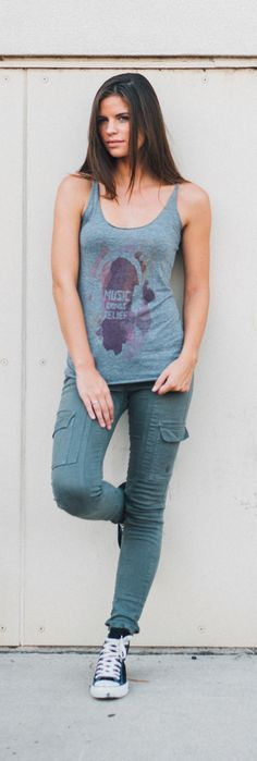 Music Brings Relief - the perfect shirt for all musicians, singers, songwriters, and those who love listening to good tunes. Each shirt sold donates $7 to Music For Relief! #Sevenly
