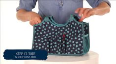 Thirty-One Gifts Keep-It Tote. Fall 2014. Order from https://www.mythirtyone.com/368662