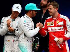 Rosberg, Hamilton y Vettel, los más rápidos de la Q3 de Sepang 28 de Marzo de 2015