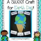 What a better way to honor our home than on an ice cream cone! Decorate your bulletin board for Earth Day and have your students write about how th...