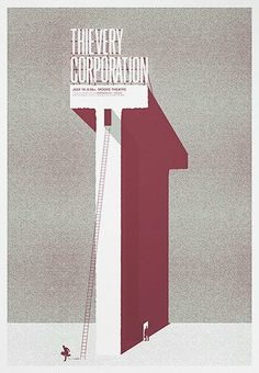 Flyer Goodness: Beautiful Gig Posters by Brooklyn Artist Andrio Abero