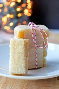 Holiday Cookie Recipe |  Shortbread Sugar Cookies