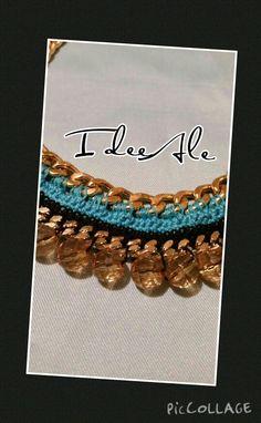 Egypt necklace hook