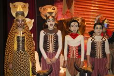 lion king costume