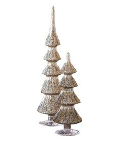 Take a look at this Pewter Heirloom Tree Set by Cypress Home on #zulily today!