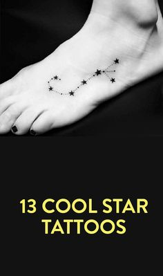 13 Cool Star Tattoos