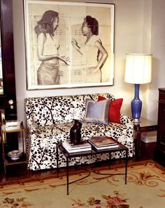 Kate & Andy Spade Pre-War NYC apartment