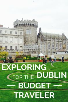 Discover the history, friendly people, and welcoming pubs in Dublin, Ireland's largest city and its capital without having to dish out loads of cash! https://www.littlethingstravel.com/