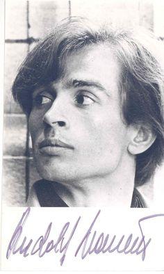 Rudolph Nureyev