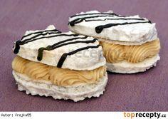 Víte, jak na Wiener Prater torte? Czech Desserts, Sweet Desserts, Sweet Recipes, Cake Recipes, Slovak Recipes, Czech Recipes, Russian Recipes, Wiener Prater, Delish Cakes
