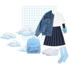 Art Hoe Winter Outfit