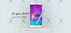 Samsung Galaxy Notes 4