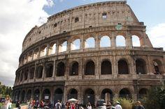 Collosseum, Rome, Italy