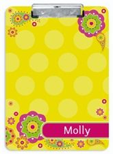 Dry Erase Clipboard & can Personalize!