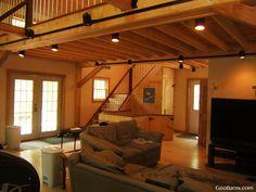 #modernfarmhouse #barnhouse #geobarns #custombuild #designerbuild