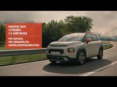 Nuovo Spot Citroen C3 Aircross italia. Contauto.it - YouTube