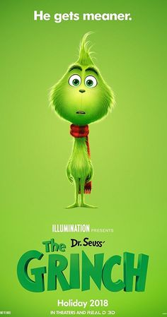 Directed by Peter Candeland, Yarrow Cheney, Matthew O'Callaghan. With Benedict Cumberbatch. A grumpy Grinch plots to ruin Christmas for the village of Whoville. Grinch Stole Christmas, Christmas Eve Box, Halloween Christmas, Christmas Movies, Christmas Humor, Kids Christmas, Holiday, Il Grinch, Dr. Seuss