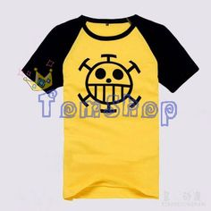 Anime One Piece Trafalgar Law Cosplay T Shirt Men Women Casual Tee Shirts Cotton Tops Costume Size M XXL Free Shipping-in T-Shirts from Men's Clothing & Accessories on Aliexpress.com | Alibaba Group