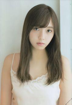 Nogizaka 46 shinnai Mai's still shining gravure image! Beautiful Japanese Girl, Japanese Beauty, Beautiful Asian Women, Asian Beauty, Asian Skincare, Japan Girl, Sexy Asian Girls, Beauty Women, Cute Girls