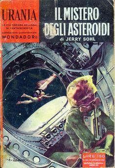 1958.187 Jerry Sohl - Il mistero degli asteroidi - il PIN è tornato a casa dopo tre mesi!