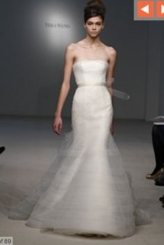 f2e798a33bcd Vera Wang Feminine Wedding Dresses - Up to 90% off at Tradesy