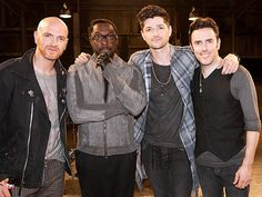 New single : The Script feat. Will.I.Am - Hall of fame.