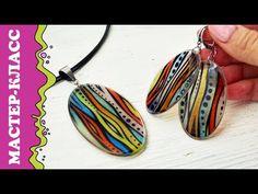 DIY ✿ Перевод картинок жидкой пластикой ✿ Image transfer with liquid clay ✿ ENG SUB - YouTube