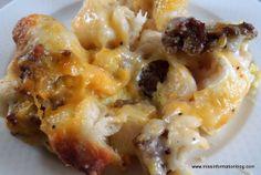 Miss Information: Country Gravy Breakfast Casserole