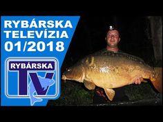 Rybárska Televízia 1/2018 - relácia pre rybárov o rybách a rybolove