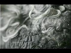 Валяние ✿ Эко мех ✿ Воротник из флиса альпаки и мериноса ✿ МК Ирины Левкович - YouTube