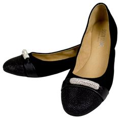 Shirin Sehan Gioia Schwarz Strech Ballerina for sale Ballerinas, Partner, Chanel Ballet Flats, Link, Shopping, Shoes, Fashion, Black Ballerina, Handbags
