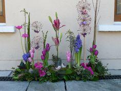 """April 2015 Club Workshop Piece """"Celebrate Spring"""" European Parallel Arrangement"""