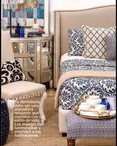 Inspirate con nuestros nuevos muebles de espejo #trends2014
