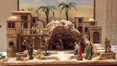 1 million+ Stunning Free Images to Use Anywhere Nativity Stable, Diy Nativity, Christmas Nativity Scene, Christmas Villages, Christmas Crib Ideas, Christmas Wood, Christmas Decorations, Free To Use Images, Modelos 3d