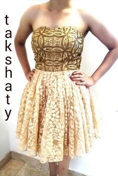 Golden dress luvly texture . Petal pattern .