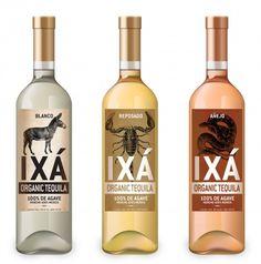 IXA organic Tequila