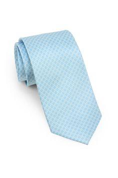 Dream Blue Color Designer Silk Tie
