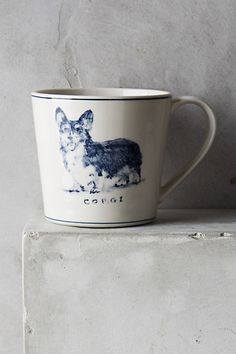 Icon Mug #anthropologie