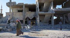 West's airstrikes cost 'billions' to Syria economy – Damascus' UN envoy  http://pronewsonline.com  © Alaa Faqir