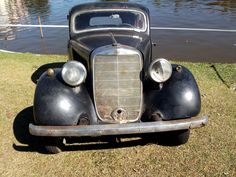 "Mercedes Benz 170 V 1949 W136 ""Barn find"""