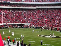 Bash the Bulldogs! (Auburn at Georgia Open Thread.)