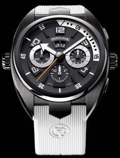 Rodolphe Paninaro Diver Chronograph