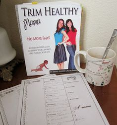 Counting ALL Joy : A Trim Healthy Mama Fuel Cycle Menu Plan