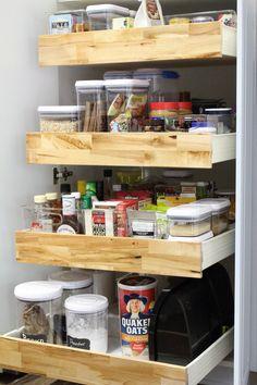 Kitchen Pantry Organization | Modish and Main