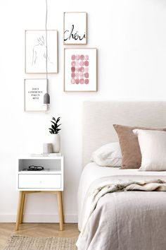 Guide To Discount Bedroom Furniture. Bedroom furnishings encompasses providing products such as chest of drawers, daybeds, fashion jewelry chests, headboards, highboys and night stands. Bedroom Decor For Women, Pink Bedroom Decor, Bedroom Ideas, Wood Bedroom, Bedroom Ceiling, Gray Bedroom, Bedroom Colors, Minimalist Bedroom, Modern Bedroom