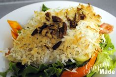 Gingerly Made: Foodie Friday: Coconut Crusted Tilapia