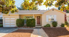 1112 CLAYTON COURT, NOVATO FOR SALE $659,000 Cozy Living Rooms, Living Spaces, Novato California, Bungalows For Sale, Marin County, Large Backyard, Built In Bookcase, Outdoor Living, Outdoor Decor